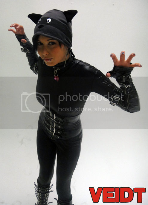 Catwoman cosplay pics