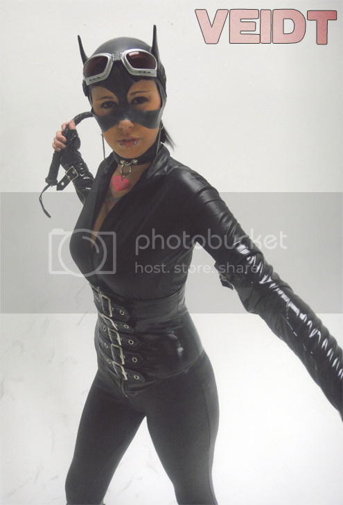 Catwoman cosplay Veidt