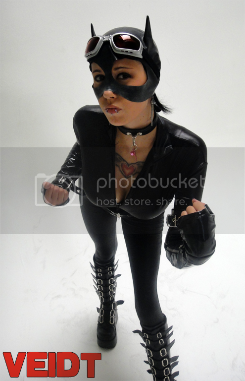 Catwoman cosplay pics Veidt
