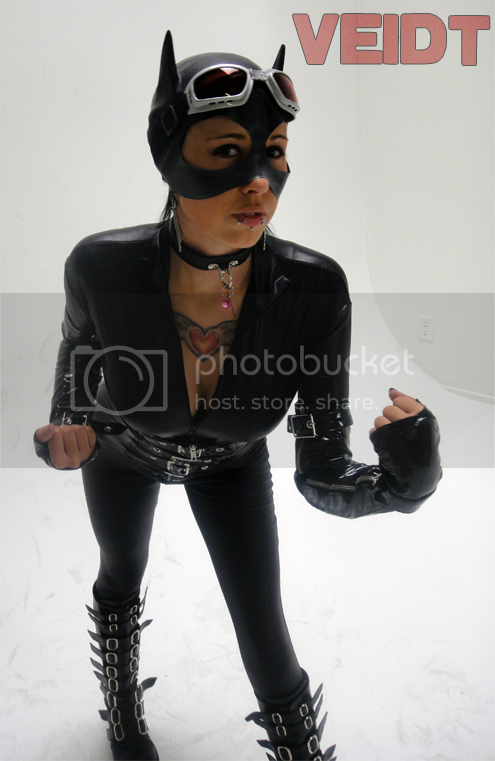 Catwoman Veidt cosplay pics
