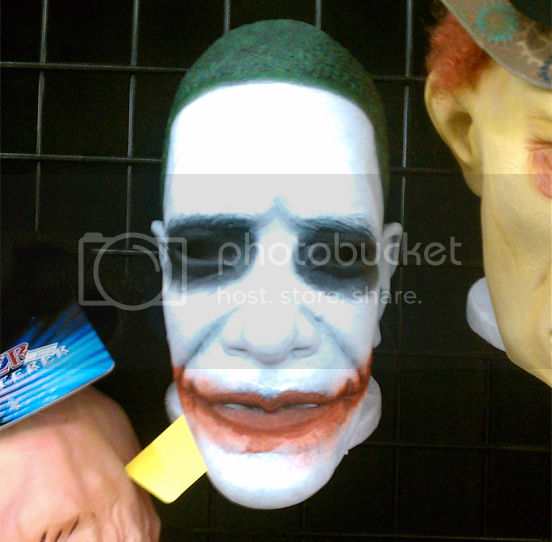 Halloween Joker mask