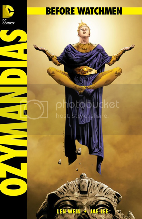 Ozymandias cover Jae Lee